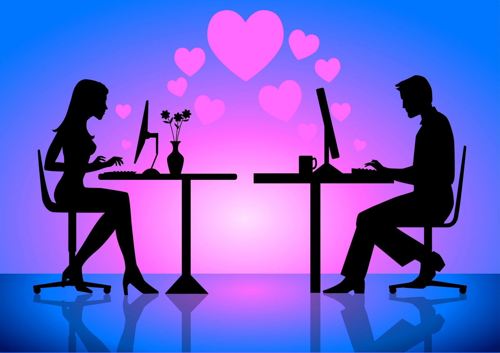 Dating sites or social networks?