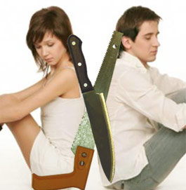 Signs that relationship begins to break - photo1