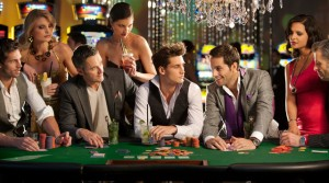 Your man a gambler?