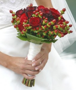 Choosing a wedding bouquet - photo2