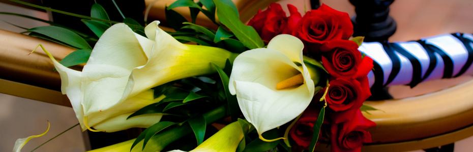 Choosing a wedding bouquet - photo1